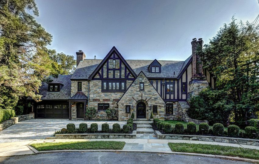 Handsome 1929 English Manor 6749000 7 Bedrooms 7 Full