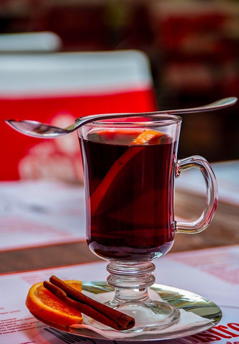 Gluhwein German Mulled Wine A Traditional Christmas Beverage Recipe Mulled Wine Recipe Wine Recipes Mulled Wine