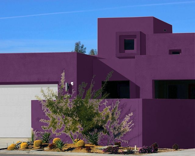 Kimono violet exterior paint by sherwin williams ideas pinterest colors the guys and the - Purple exterior paint image ...