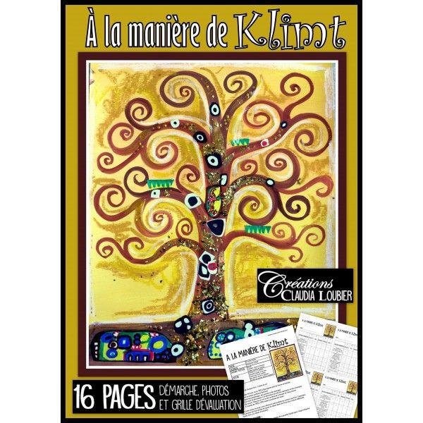 A La Maniere De Klimt