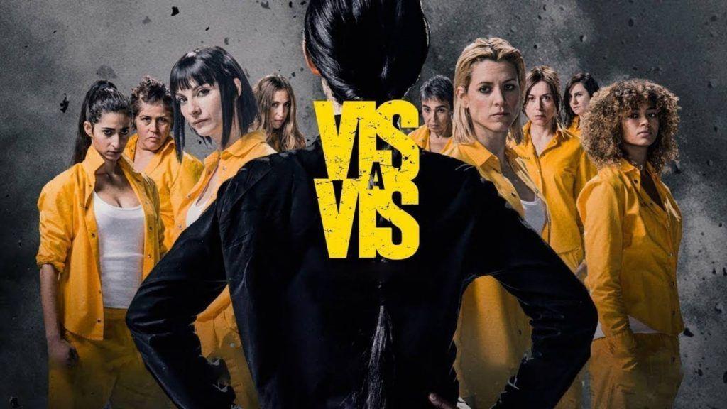 Vis A Vis 4 La Quarta Stagione Con Le Detenute Spagnole Su Netflix Playblog Tecnologia Netflix Apple Primevideo Netflix Spagnolo Locandine Di Film