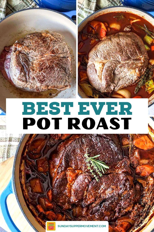 Best Beef Chuck Roast Recipe Recipe Pot Roast Chuck Roast Recipes Pot Roast Recipes