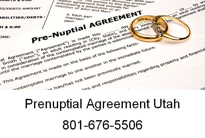 Prenuptial Agreement Utah  My Favorite Website    Utah