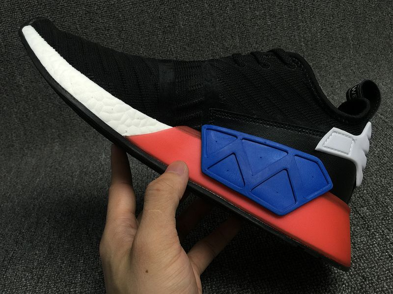 dbb0ba1ec Cheap Adidas NMD XR2 PK BB4498 Anthracite Blue Red White ...