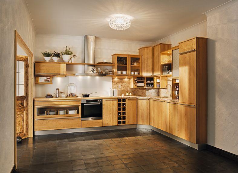 wwwgoogleat/search?q\u003dküche naturholz Ideen rund ums Haus - küche mit bar