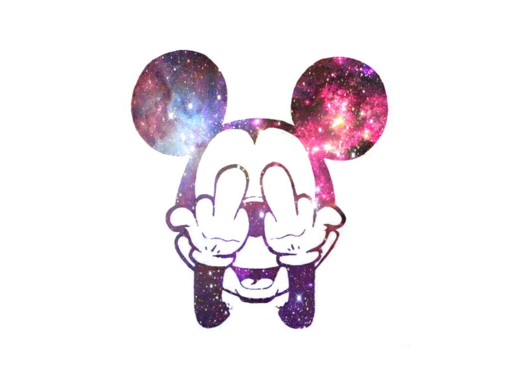 Mickey mouse giving the finger tumblr google search middle finger wallpaper mickey mouse tumblr