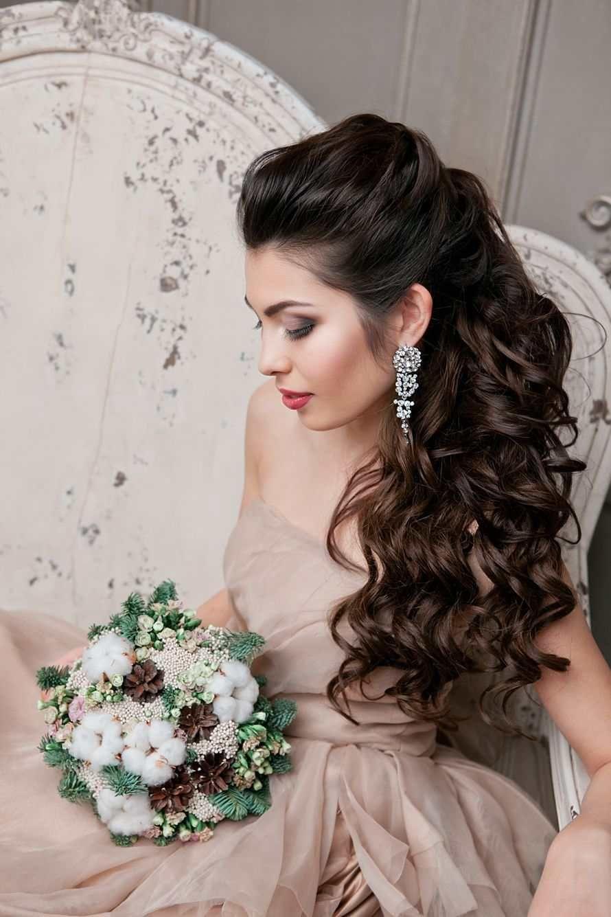 Coiffure Boucle Mariage En 20 Idées Qui Décoiffent Jourj