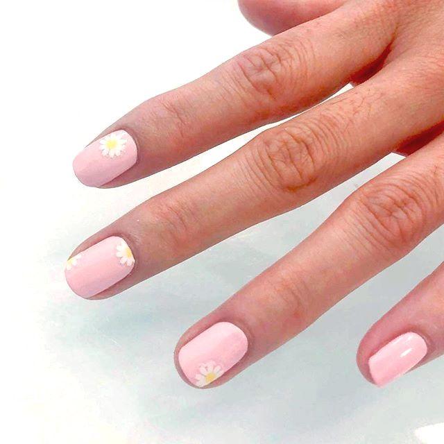 Pin by nesterbs2mk0 on Nails | Minimalist nail art, Trendy