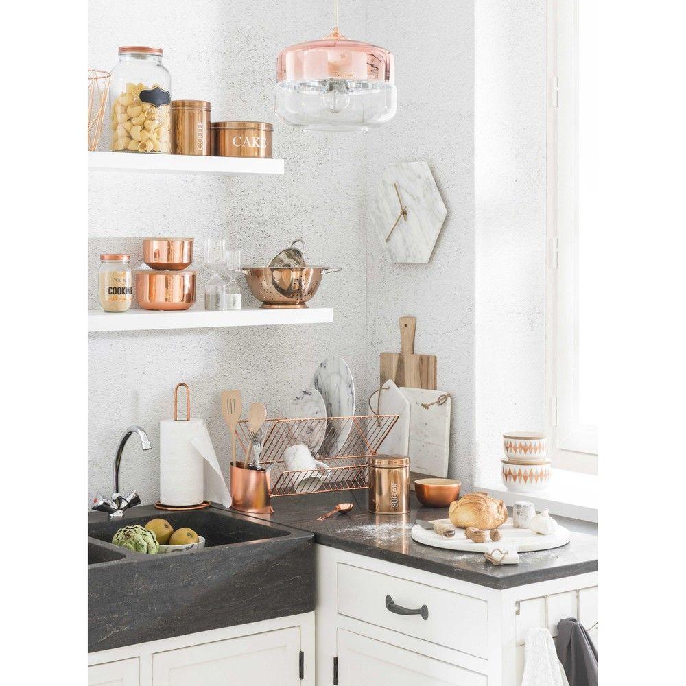 arts de la table cuisine id es d co pinterest deco cuivre cuisine cuivre et maison du. Black Bedroom Furniture Sets. Home Design Ideas