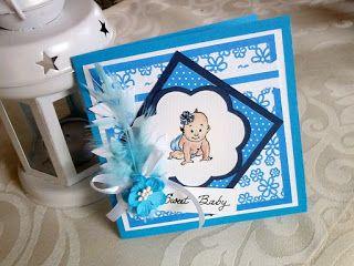 Kika's Designs : Sweet Baby - remake