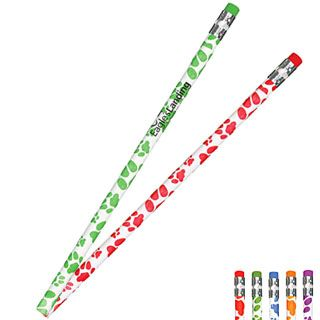 Paw Print Mood Color Changing Pencil
