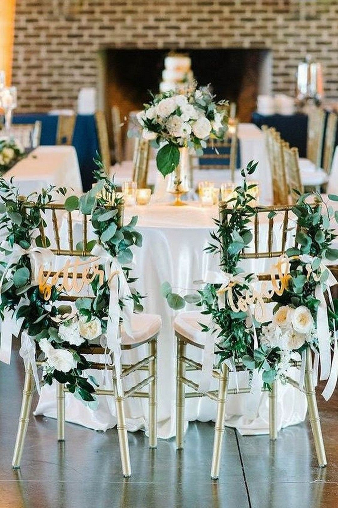 Rustic Wedding Decoration Ideas That You Can Manage In Your Special Day Goodnewsarchitecture Greenery Wedding Decor Greenery Wedding French Wedding Decor