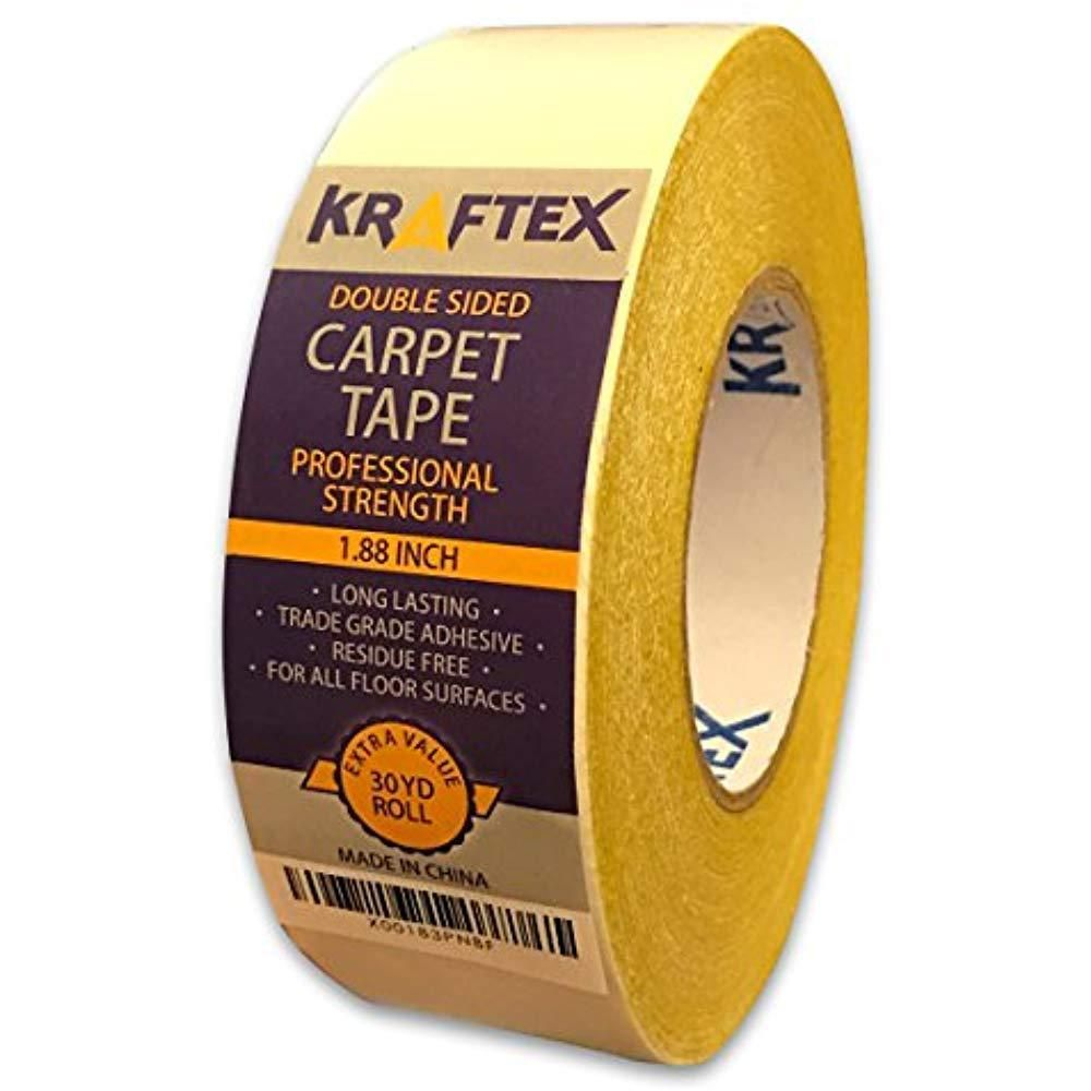 2-Inch x 30 Yards XFasten Double Sided Carpet Tape