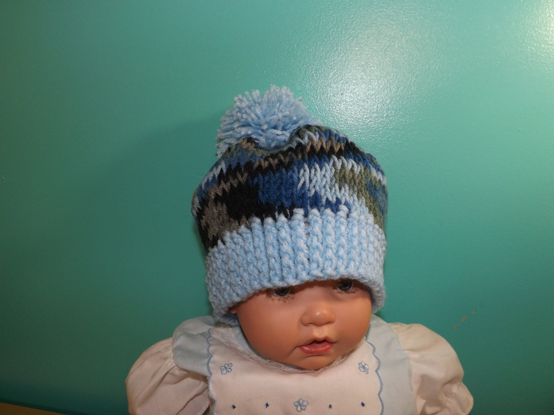 fb8e46c97 Easy tunisian crochet baby's hat - with Ruby Stedman | čepice ...