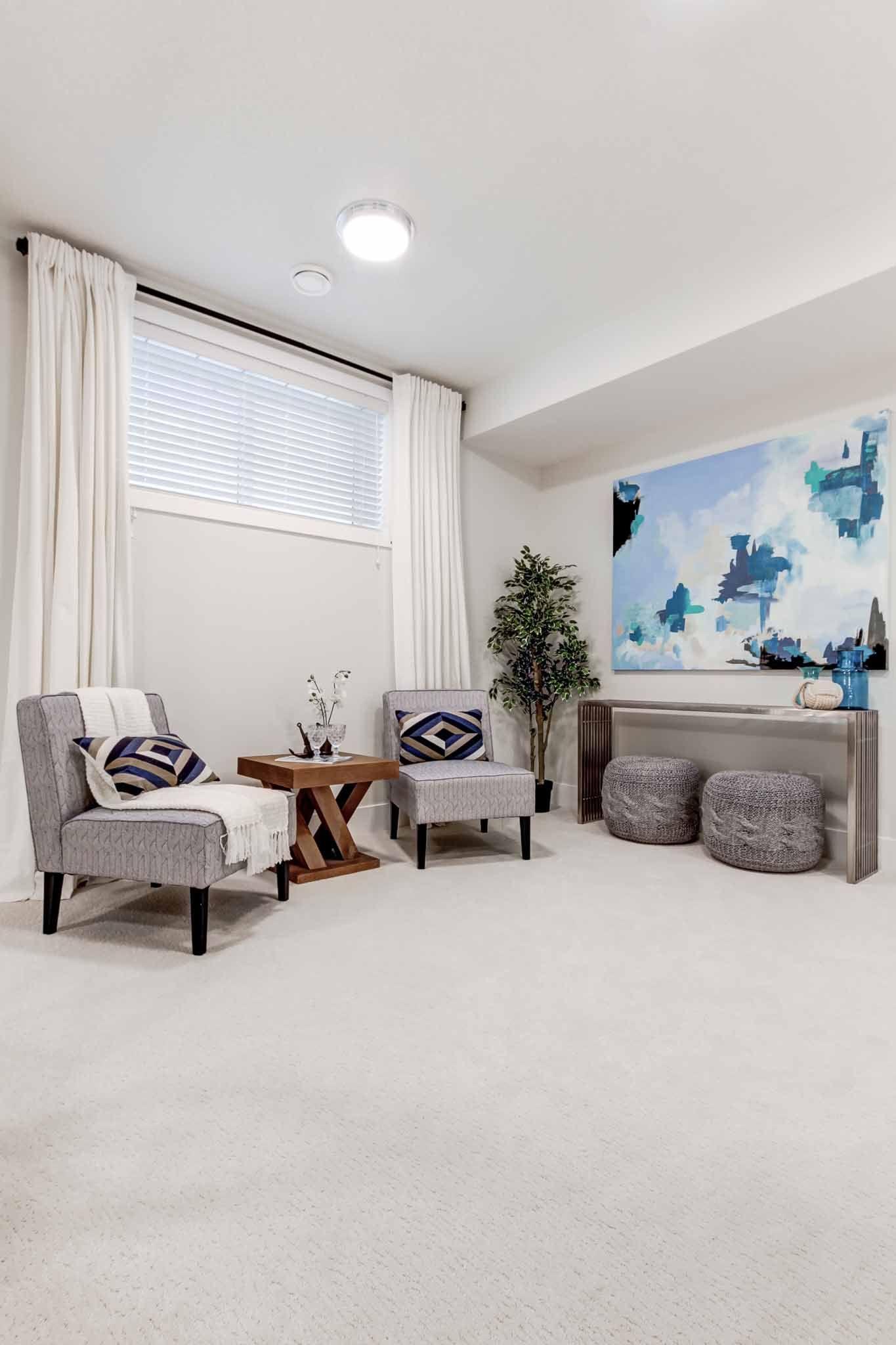 Show Home In Cornerstone Calgary Built By Truman Yyc Homedecor Newhome Interior Design Home Decor Interior