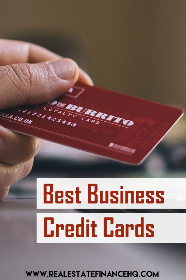 Best Business Credit Card For Small Business Owners | Business ...