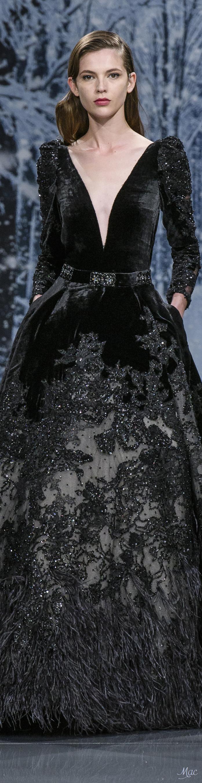 Fall haute couture ziad nakad womenus fashion pinterest