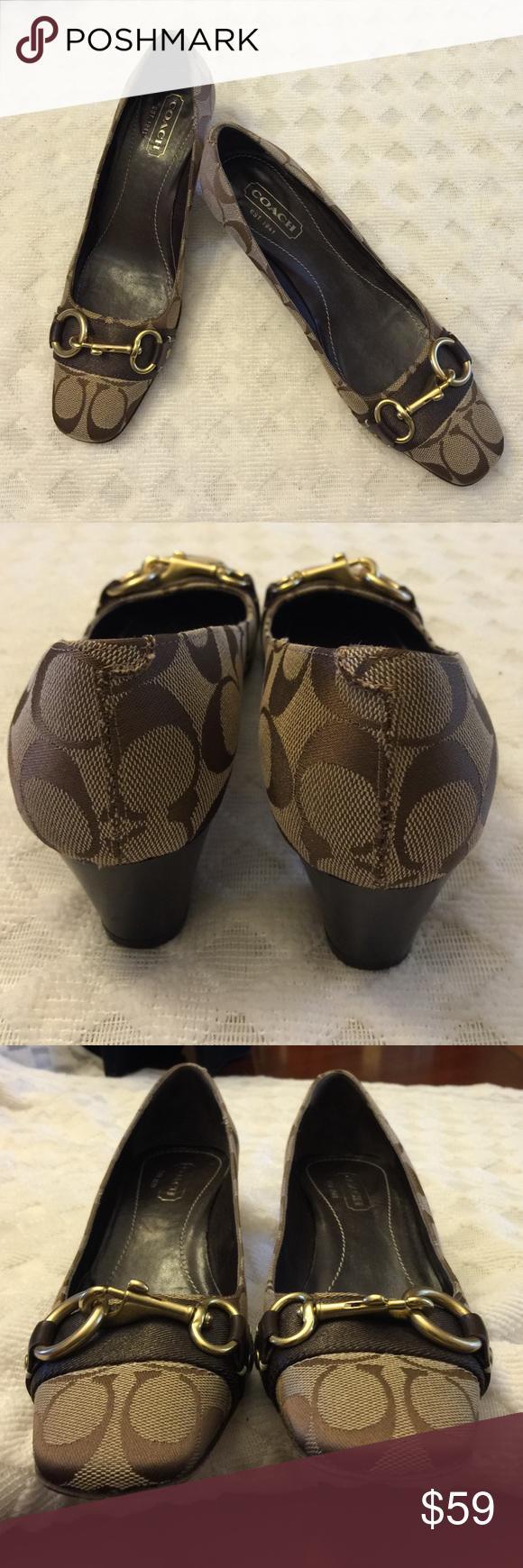 Spotted while shopping on Poshmark: Authentic Coach Shoes! #poshmark #fashion #shopping #style #Coach #Shoes