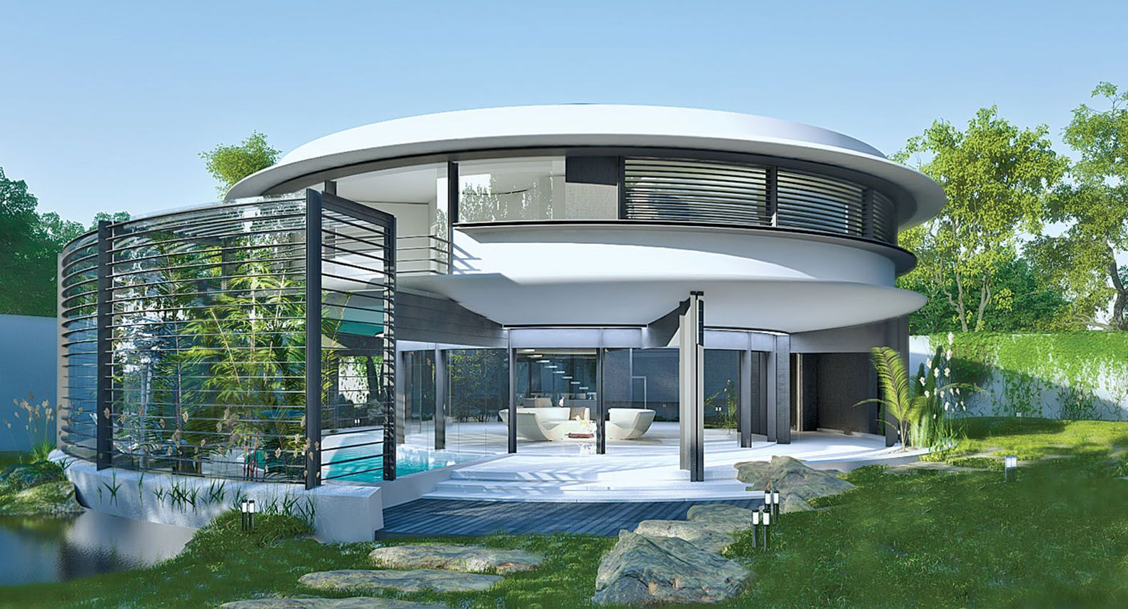 Cosmos Villas With Pools