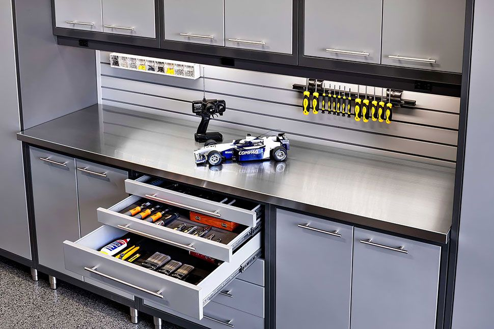 Gl Premium Garage Cabinets Cabinet System
