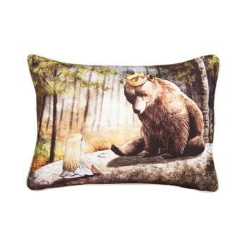 Decorative Pillows With States : Decorative Pillows - Bedroom - United States of America #olliebear Ollie s Room Pinterest ...