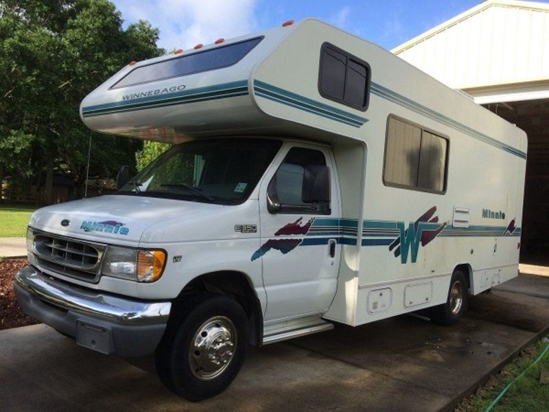 Used Rvs For Sale In Texas By Owner >> 1999 Winnebago Minnie Winnie 24f For Sale By Owner