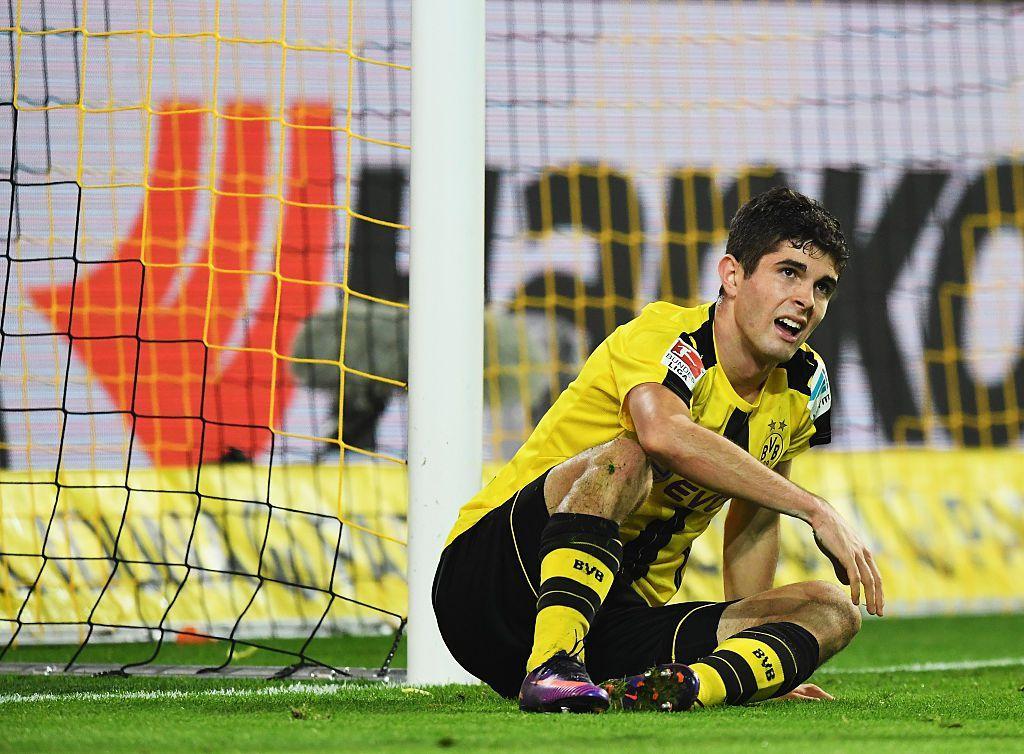 Liverpool transfer target and Borussia Dortmund star