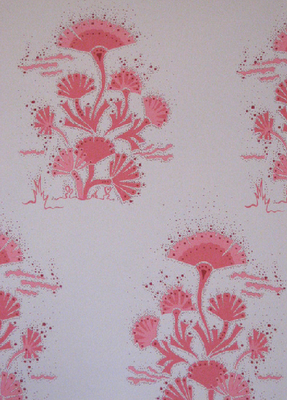 FANTASTIC NEW WALLPAPERS FROM KATIE RIDDER Stylebeat