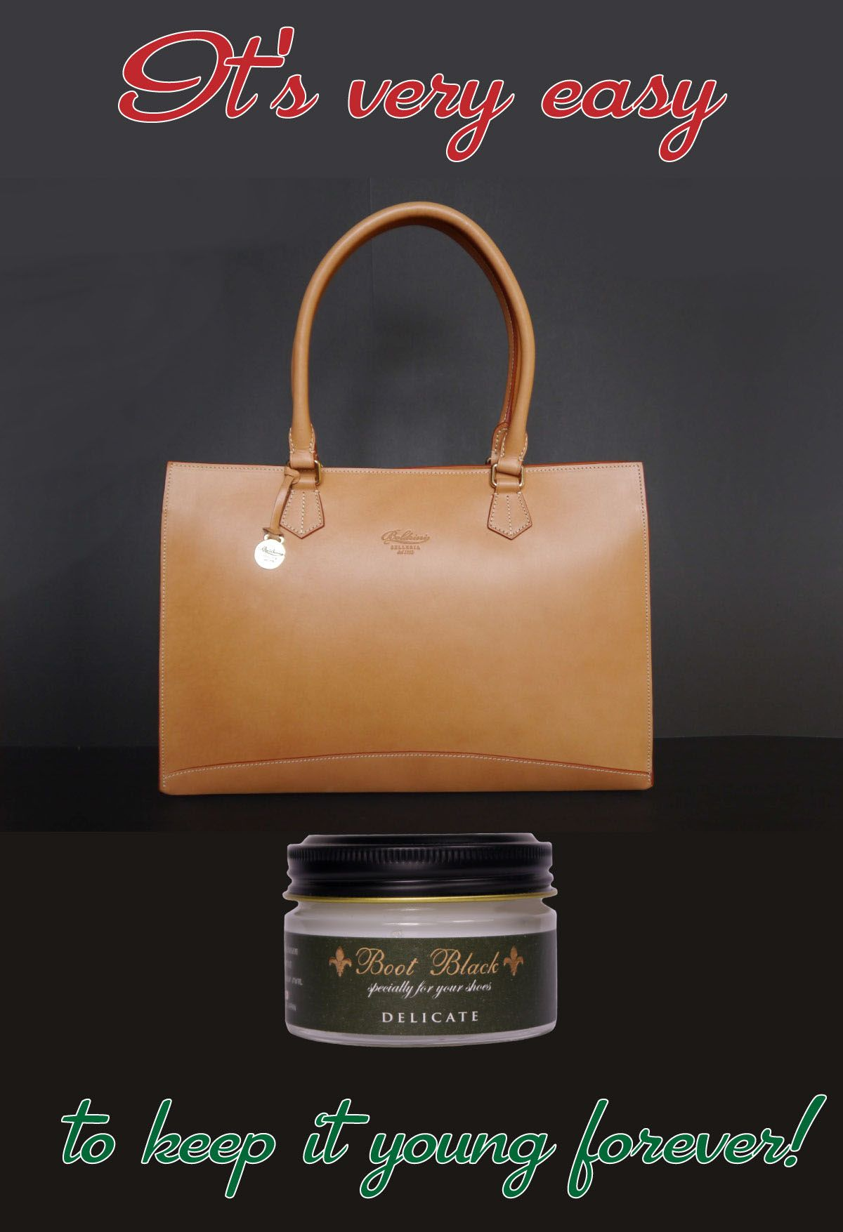 Boot Black Delicate Cream The Best Leather Care For All Bags Belts Purses