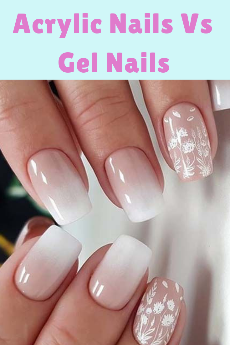 Acrylic Nails Vs Gel Nails Ultimate Decision Making Guide Liquid Gel Nails Gel Nails Diy Acrylic Nail Powder