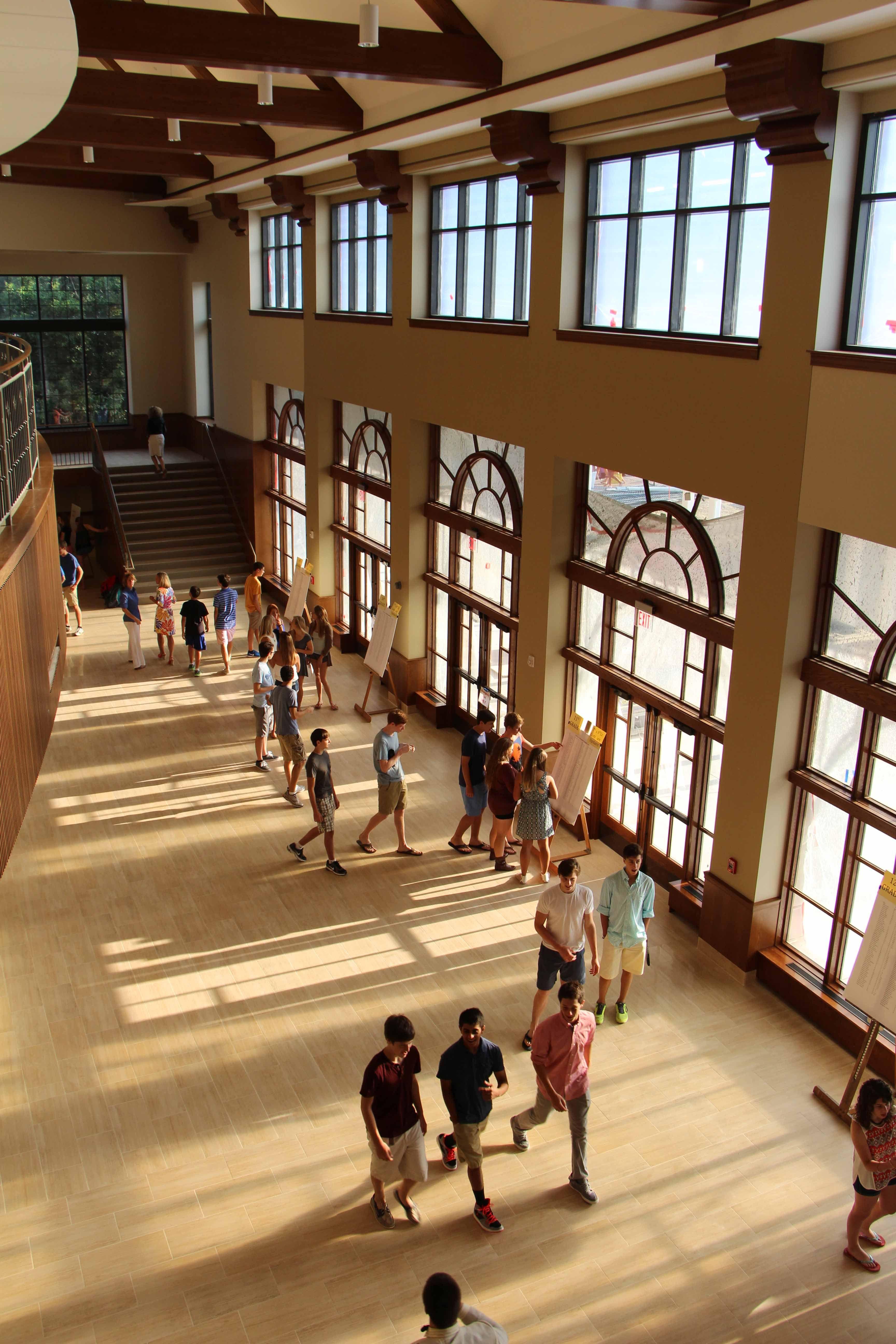 John Burroughs School St Louis MO