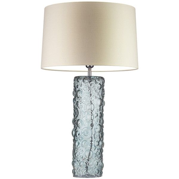 Heathfield Co Esther Table Lamp Vintage Blue 625 Liked On Polyvore Featuring Home Lighting Table Lamps Blue Blu Vintage Table Lamp Table Lamp Lamp