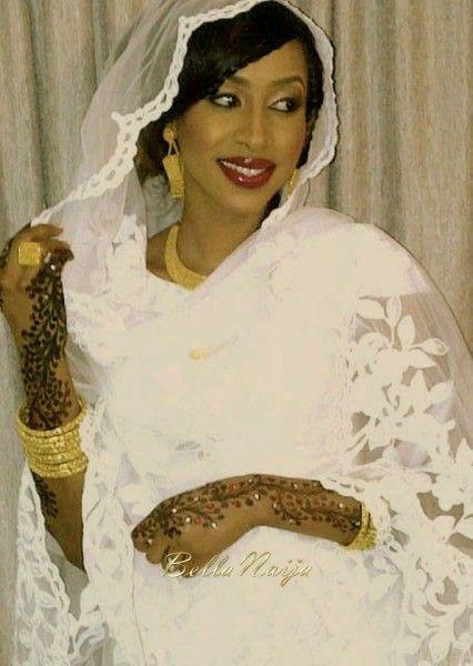 BellaNaija Weddings Presents Hudayya Sadiqs Radiant Wedding Hausa Bride