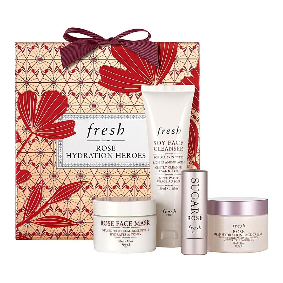 FRESH Rose Hydration Heroes Set (Limited Edition) Skin