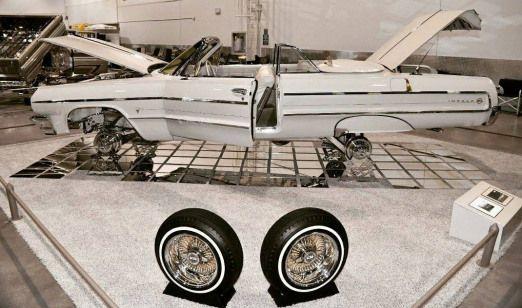 Photo of 64 #hydrauliccars #hydraulic #cars #lowrider