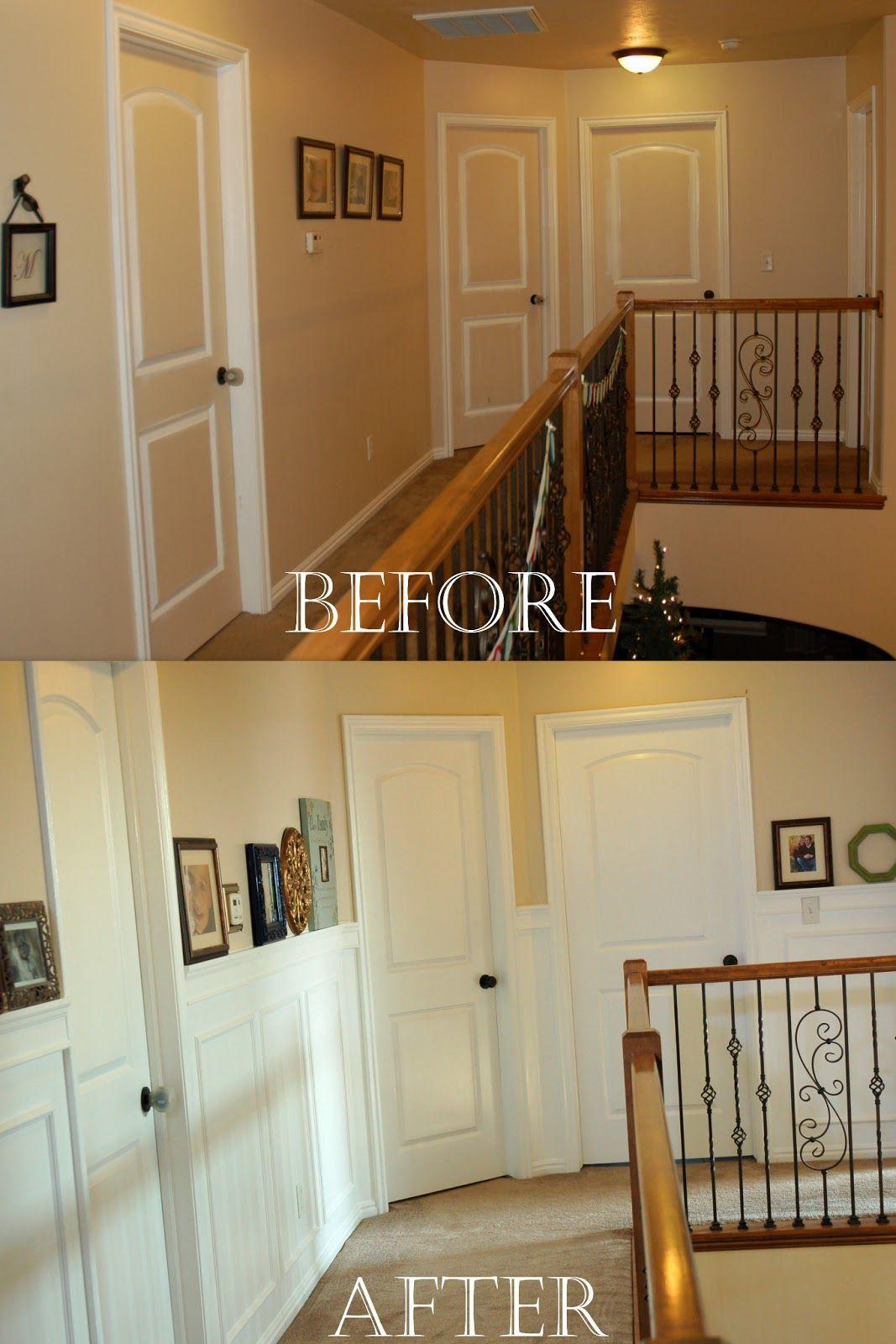 adding to the hallways - frames | Decorating Inspiration | Pinterest ...