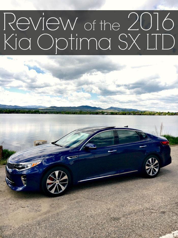 review 2016 Kia Optima SX LTD1a
