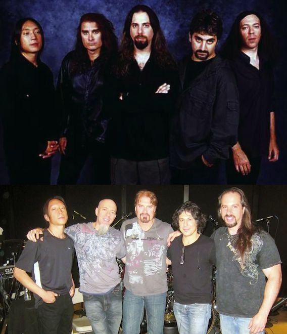 Dream Theater Picture Musik Play Pinterest