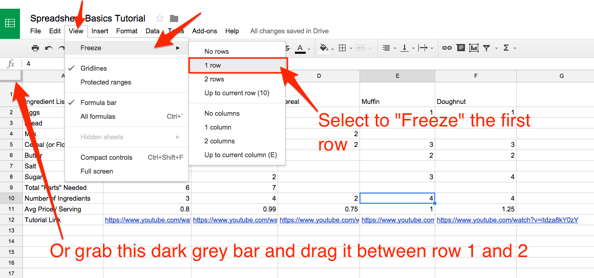 Google Sheets 101: The Beginner's Guide to Online Spreadsheets