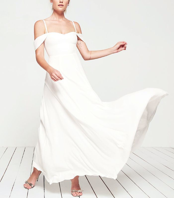 19 Beautiful Wedding Dresses You Can Buy Off The Rack Dresses Poppy Dress Sustainable Womens Clothing