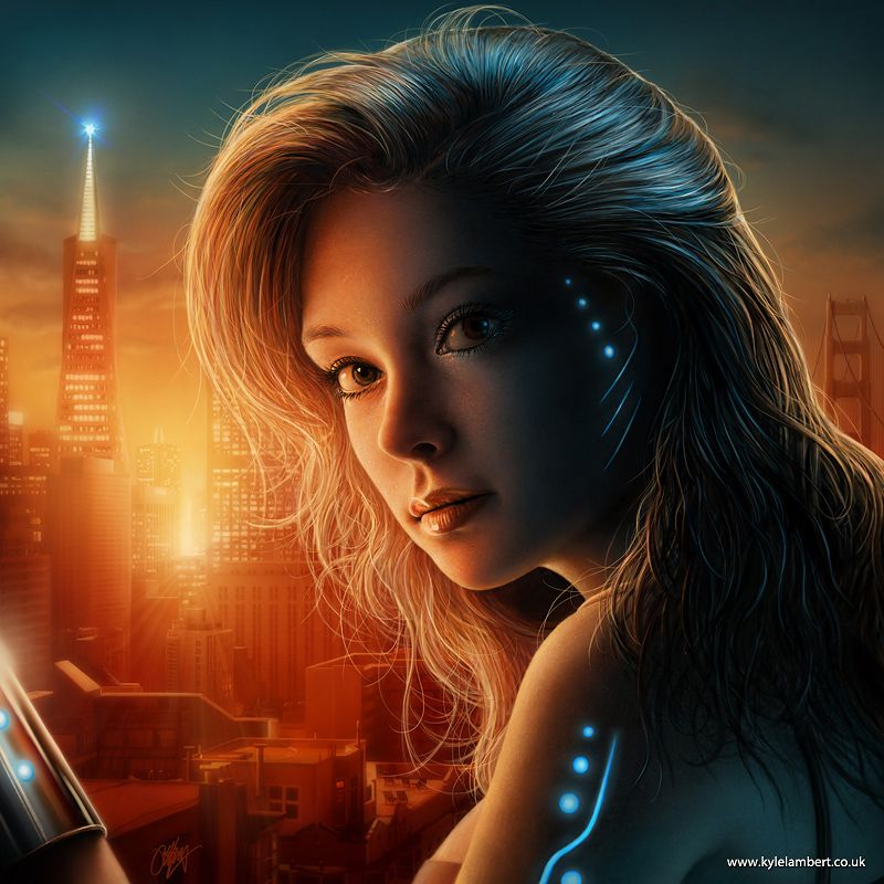 Learn the basics of Digital painting by following this link https ...