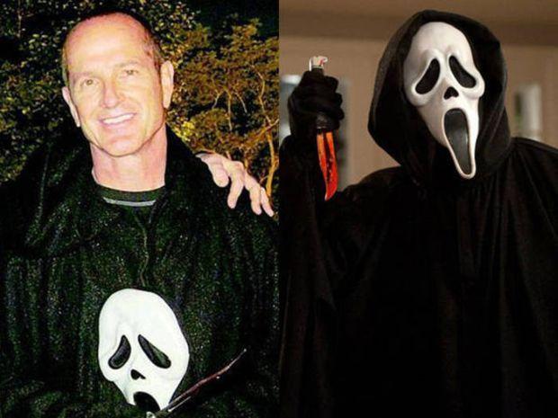 Ghostface (Scream) - played by Dane Farwell | Scene photo