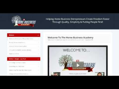 The Home Business Academy Affiliate Program Review