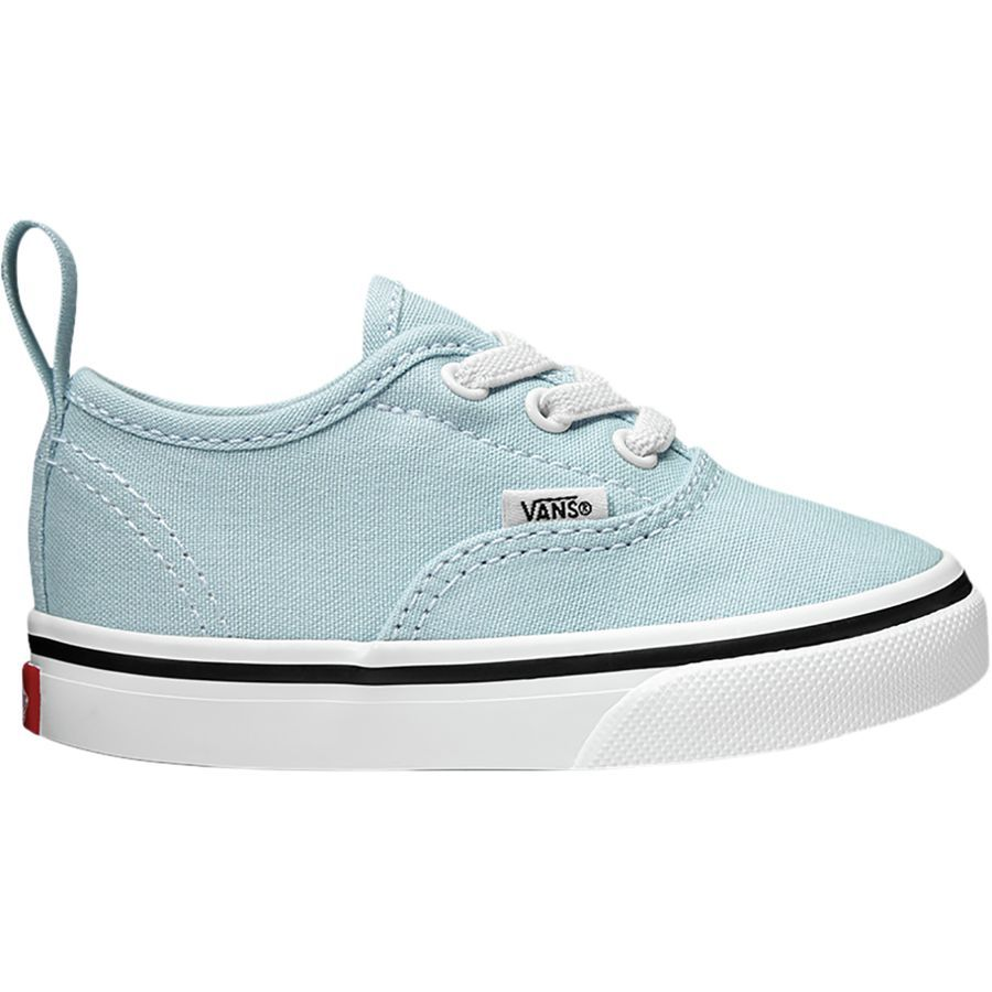 8c14e4fd9fde93 Vans - Authentic Elastic Lace Shoe - Toddler Girls  - Baby Blue True White