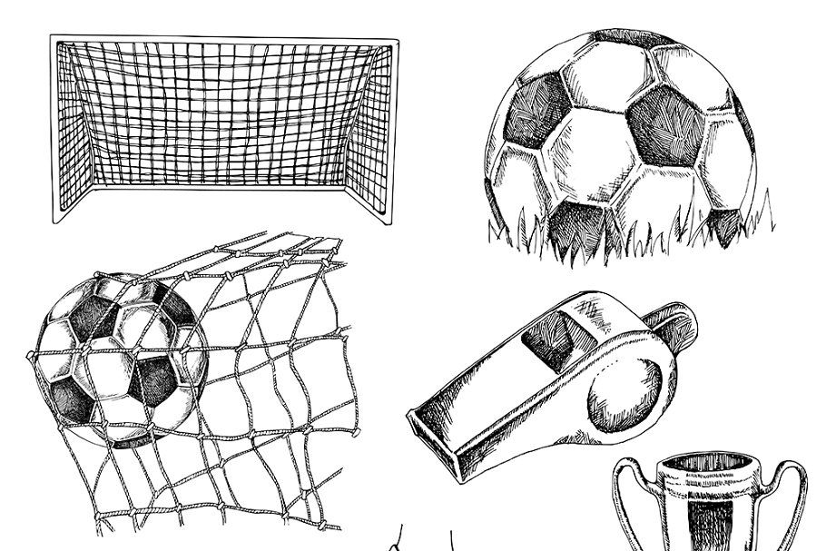 Soccer Drawing In 2020 Soccer Drawing Abstract Graphic Design Drawings