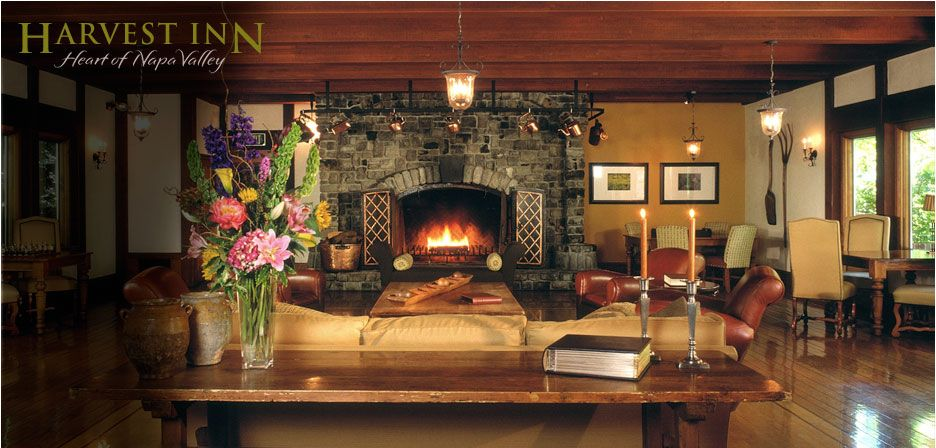 Charming Napa Valley Resort In St Helena Ca