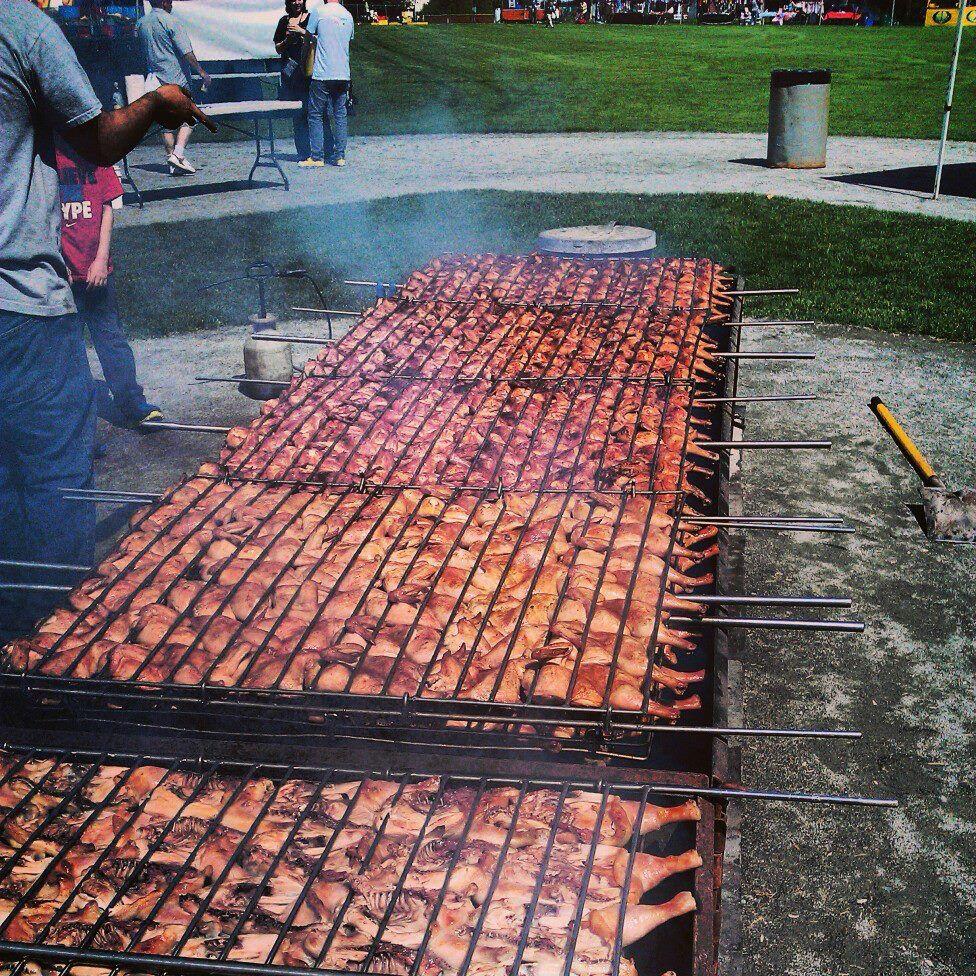 Henry's Outdoor Chicken BBQ #thatssomegoodchicken