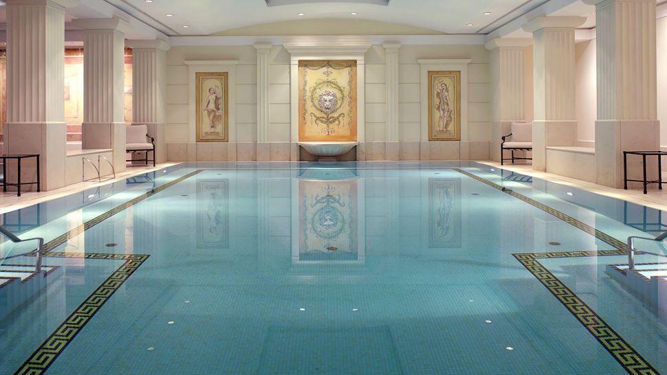 Take a dip in the glorious pool of the Hotel Adlon Kempinski Berlin ...