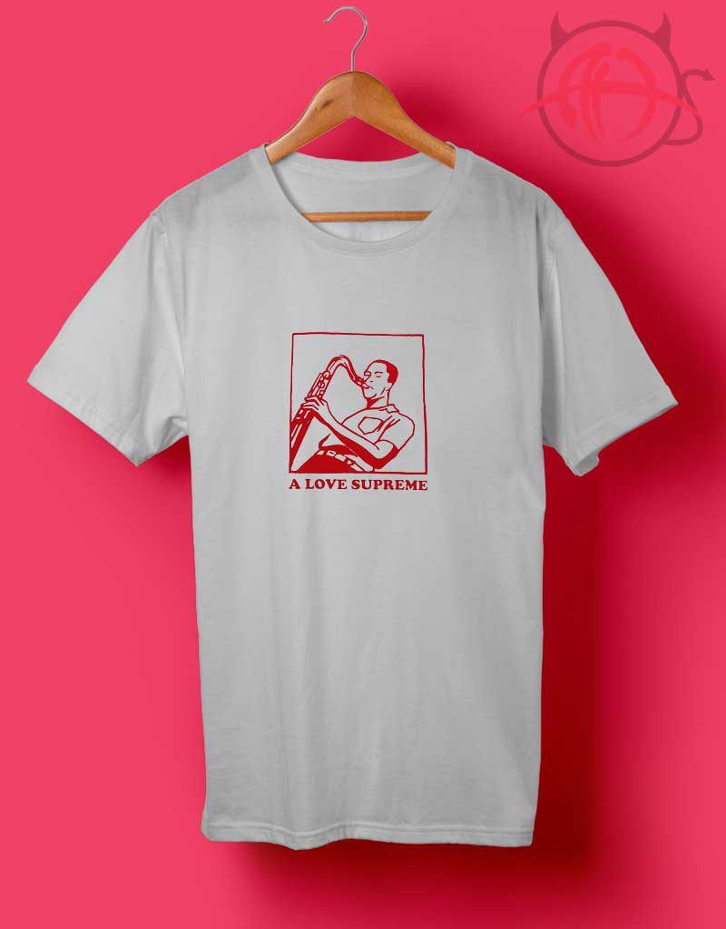 6d0d8fbf106d Love Supreme Jazz Series T Shirts