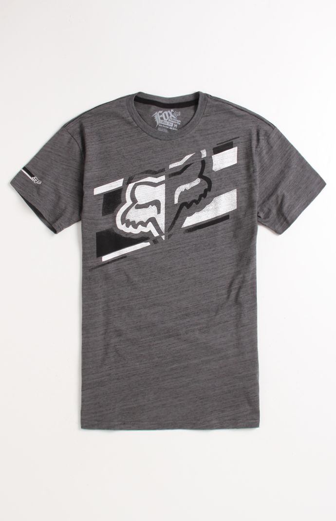 fox racing t-shirt  9841513bb98